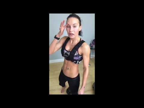 BodyRock - Inner & Outer Thighs - 25 Min Workout *Live*