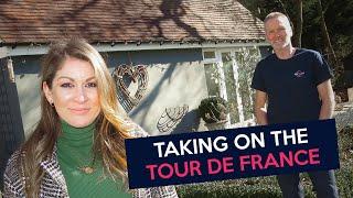 The Tour 21 | 100 Days To Go | £500,000 Raised So Far