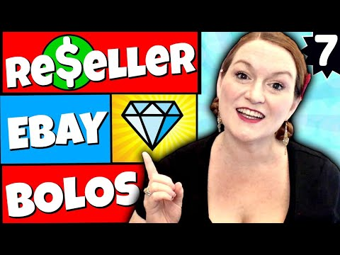 Ebay Bolo 2018 - ILOT & Jewelry Tips - What Sells On Ebay 2018 - Reselling & Thrifting