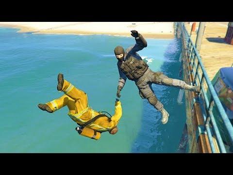 GTA 5 CRAZY Life Compilation #68 (Grand Theft Auto V Fails Funny Moments)