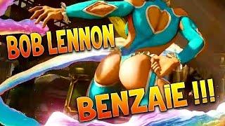 STREET FIGHTER V : LA VENGEANCE DU CHEWING-GUM !!! (Avec Benzaie & Bob)
