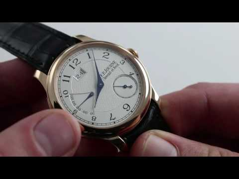 Pre-Owned F.P. Journe Octa Automatique Reserve Luxury Watch Review
