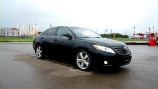 2007 Toyota Camry R5. In depth tour, Test Drive.