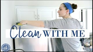 CLEAN WITH ME | MOM OF 3|  Inspiration + Motivation for Random De-Cluttering! | Natalie Bennett