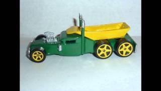 The Bob the Builder John Deere Boneshaker Dump Truck