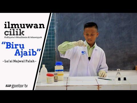 Ilmuwan Cilik – Lua'i Najwal Falah – Biru Ajaib