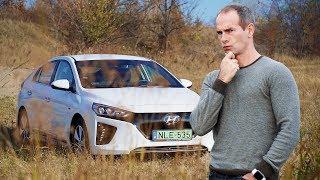 Hyundai Ioniq – A legjobb elektromos autó?