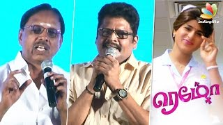 After Rajinikanth & Vijay, kids like Sivakarthikeyan :Tirupur Subramaniam, KS Ravikumar Remo Success