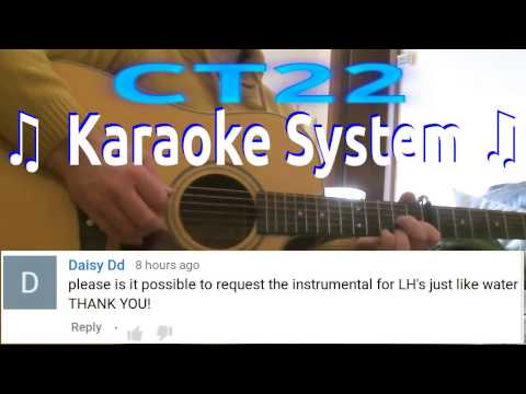 Lauryn Hill - Just Like Water KARAOKE GUITAR REQUEST.mp3 00:05:52 ...