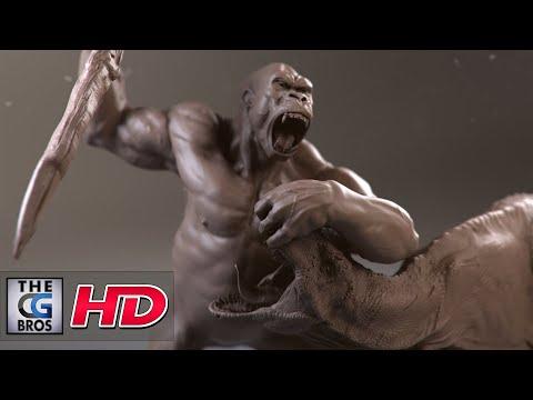"CGI 3D Showreel: ""Modeling Reel 2017"" - by Gael Kerchenbaum"