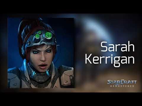 Muestra De Voz Sarah Kerrigan Campana Starcraft Remastered Espanol Latino