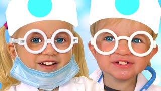 Doctor Checkup + more | Lagu Anak-anak dari Katya dan Dima