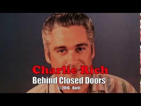 Charlie Rich - Behind Closed Doors (Karaoke)