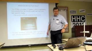 HHC 2012: WP 34S and the HP Calculator Way