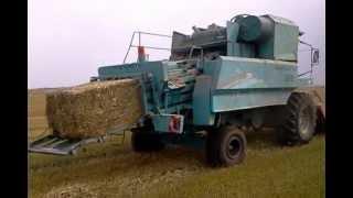 Fortschritt 570,DEUTZ-FAHR power press120