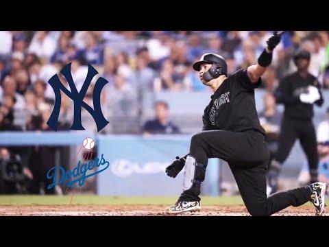 Yankees vs Dodgers MLB Players Weekend Highlights | Yankees Win 10-2 | Yankees Highlights
