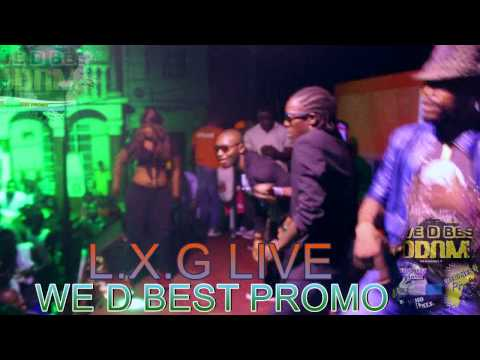 LXG LIVE- SIERRA LEONE MUSIC