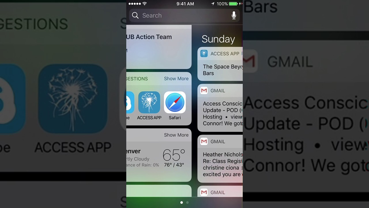 How To View Past Notifications - iPHONE