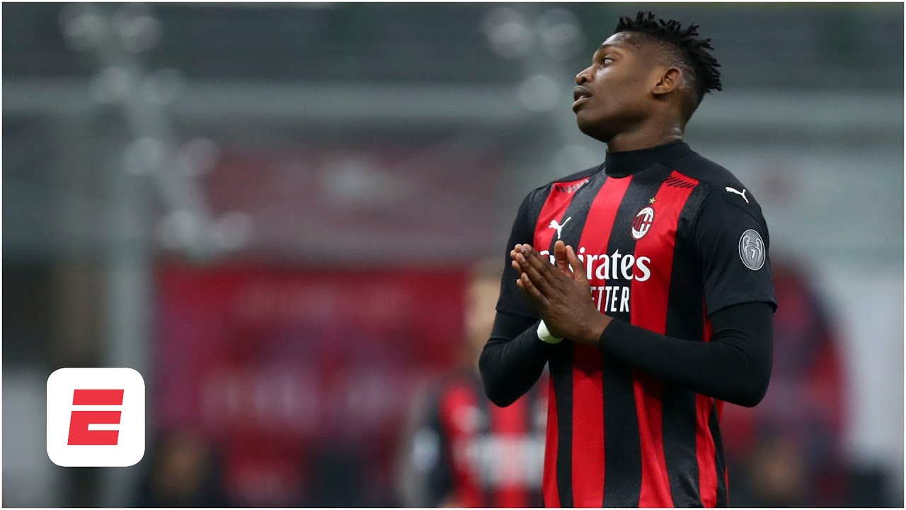 Why are AC Milan dropping points in matches they were previously winning in Serie A? | ESPN FC - ESPN UK
