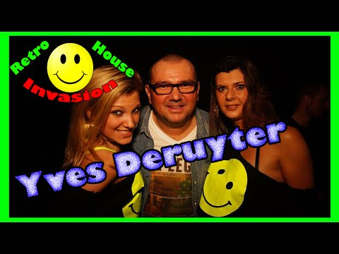 Yves Deruyter Bonzai Mix At Retro House Invasion