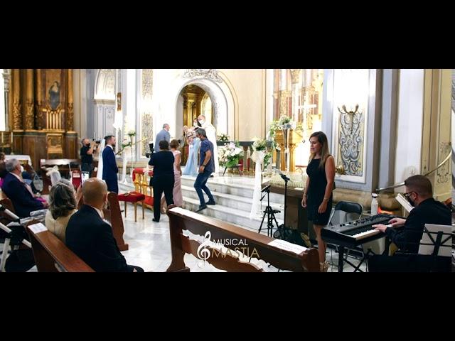 Ave Maria en Español 🟢 | Cantante Bodas | Musica para Bodas | Musical Mastia