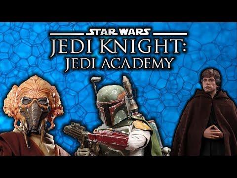 Star Wars Jedi Academy - Как играется в 2019 году?