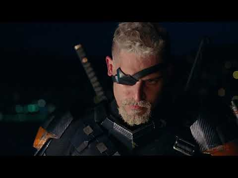 Justice League's Deathstroke End Credits Scene With Aquaman's The Black Manta Theme