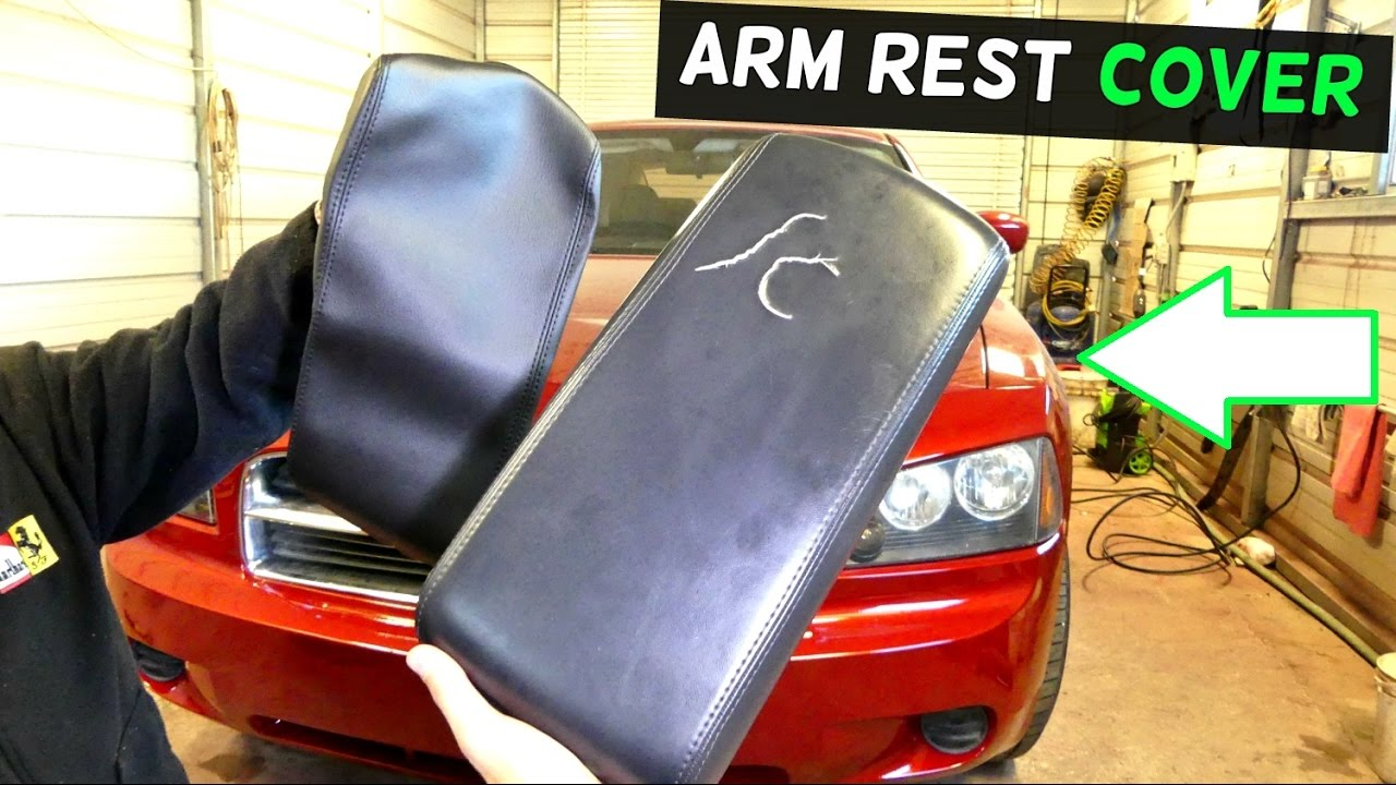 2017 Dodge Charger >> HOW TO RECOVER ARM REST DEMONSTRATED ON DODGE CHARGER ...