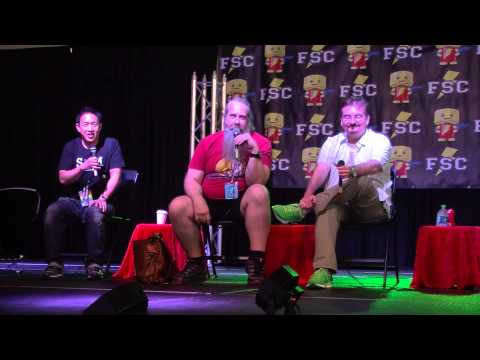 Florida Supercon 2014 Brian O'Halloran & The Comic Book Men