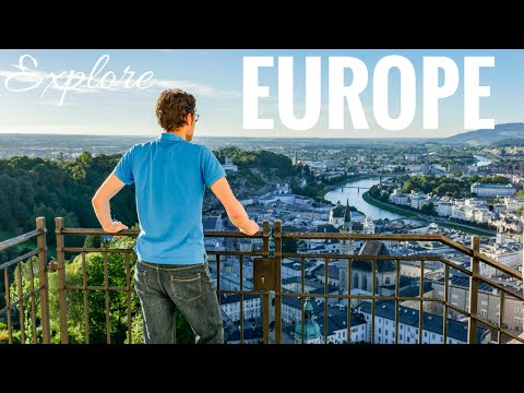 Epic Europe city trip: Vienna Salzburg Munich - what you have to do! vacation guide