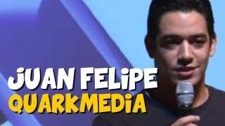 Juan Felipe nos habla de Quark Media