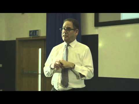 Christopher Rodrigues CBE Guest Lecture