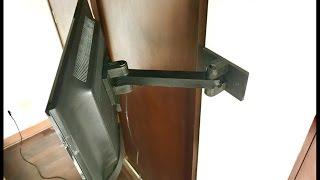 Construyendo un rack para TV | Forma fácil