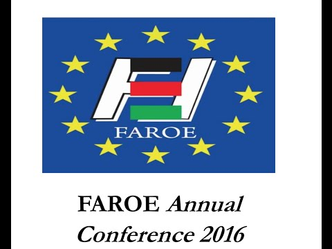 FAROE - part 1 - Federation av Afghan Refugee Org. in Europe
