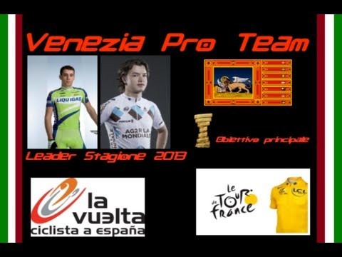 HD Pro Cycling Manager 2013 - Modalità Carriera - Venezia Pro Team #3