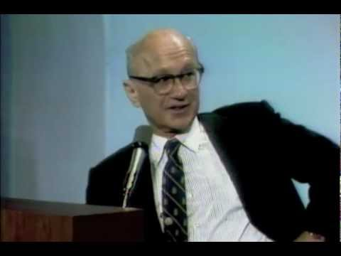 Milton Friedman - Big Business, Big Government