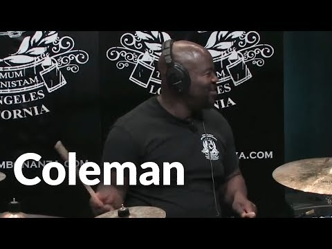 Chris Coleman On His Favorite Bass Drum Exercises