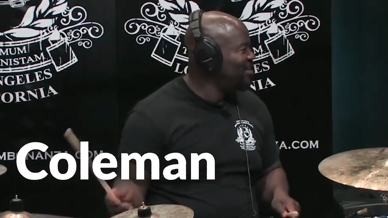 Download Chris Coleman On His Favorite Bass Drum Exercises