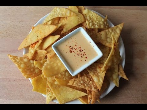 tortilla chips nachos selber machen rezept homemade nachos recipe eng subs youtube. Black Bedroom Furniture Sets. Home Design Ideas