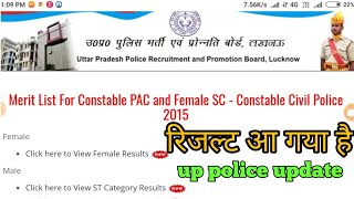 UP police 2015 Result updated, how to check up police result, up police medical date