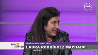 Laura Rodríguez Machado - Senadora nacional