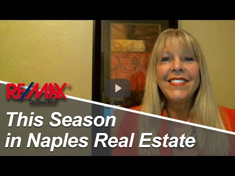 Naples Real Estate Agent: This Season In Naples Real Estate