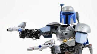 LEGO Star Wars Jango Fett NISB 75107