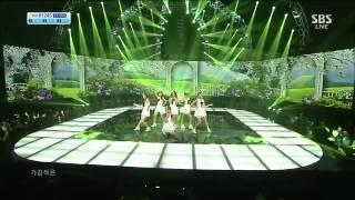130721 APINK - NONONO @ Live Performance