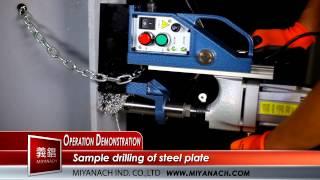 Miyanach Industrial-Drilling machine,Hole saw,Annular cutters