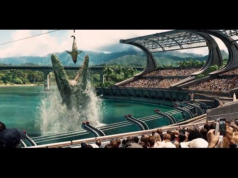 JURASSIC WORLD 2015 FULL HD - TURKISH TRAILER - TÜRKÇE FRAGMAN