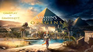 Let's Play Assassin's Creed Origins - Action-Adventure Game