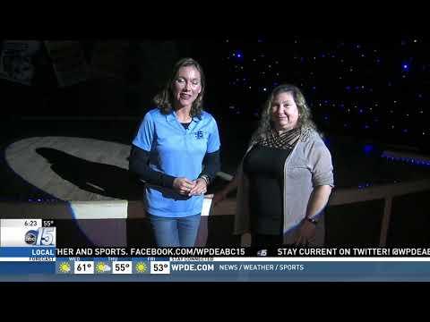 Amanda Live at GTS Theatre - Good Morning Carolinas - WPDE ABC 15