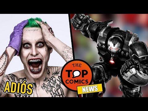 Adiós al Joker de Jared Leto I Filtraciones de Endgame