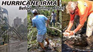 We SURVIVED HURRICANE IRMA - This Storm was NO JOKE!